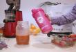 Receta de zumo natural con proteína