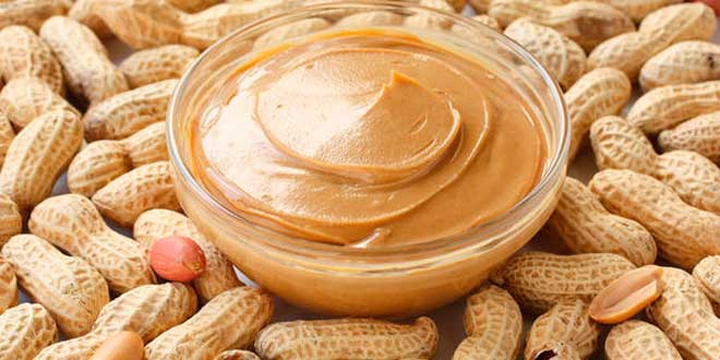 Las propiedades de la crema de cacahuete