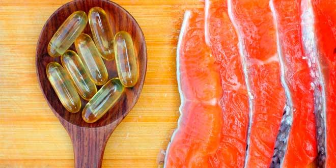 El potencial anabólico del omega 3