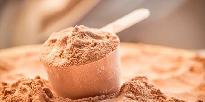 La mejor proteína para tomar antes de dormir