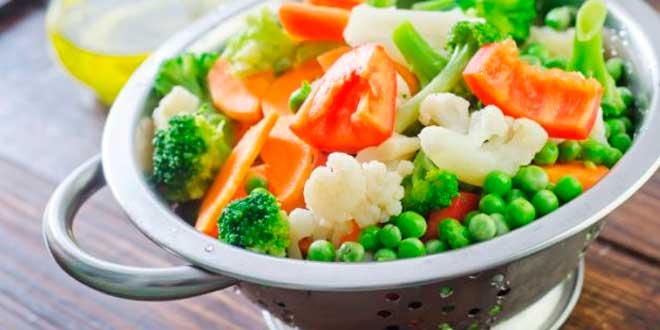Todos los beneficios de cocinar al vapor for Cocinar zanahorias al vapor