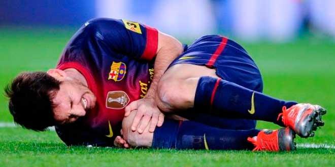 Atleta y Lesiones