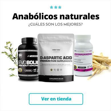 Comprar Anbólicos Naturales