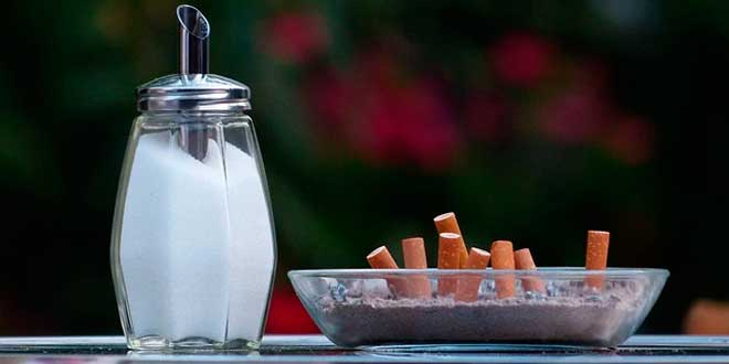 El tabaco y el azúcar