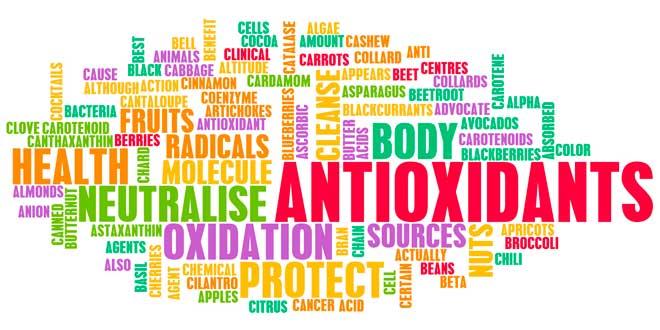 Top 10 Alimentos Ricos en Antioxidantes