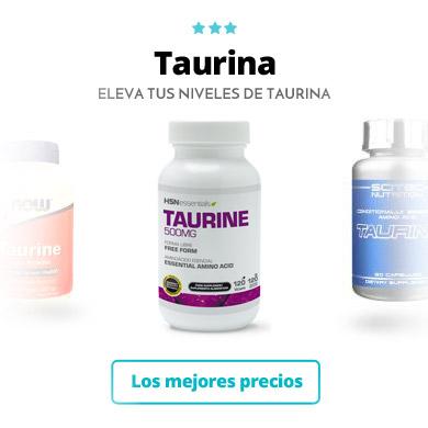 L-Taurina: Propiedades y Beneficios