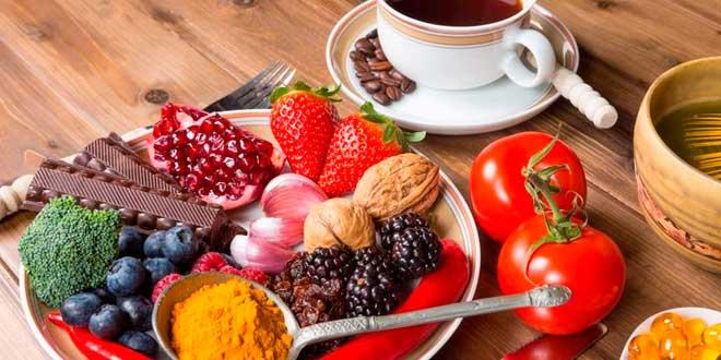 Top 10 alimentos ricos en antioxidantes - Antioxidantes alimentos ricos ...