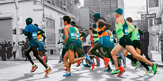 Hidratos para una maratón