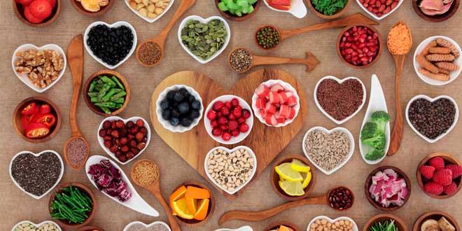 Tortitas de avena hsn blog - Que alimentos son antioxidantes naturales ...