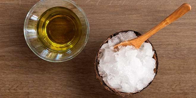 Aceite de Coco y oliva para el metabolismo