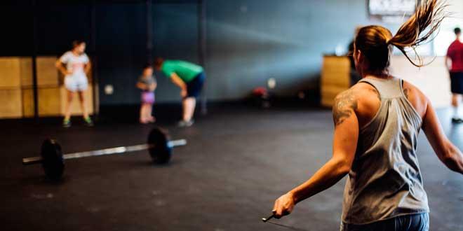 Creatina y CrossFit