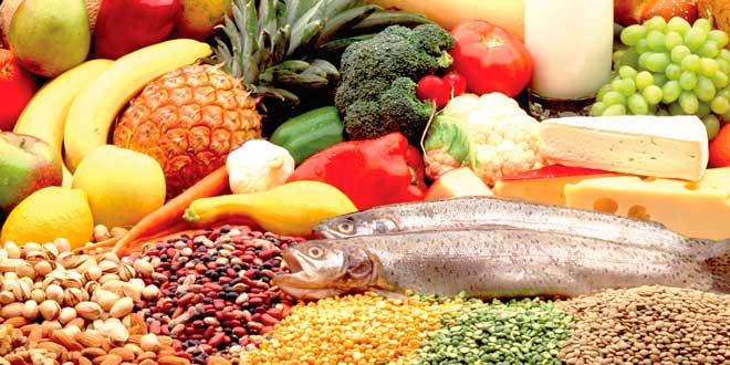 Alimentos ricos en vitaminas y minerales - Alimentos con muchas vitaminas ...