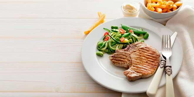 Ingiere tus calorías