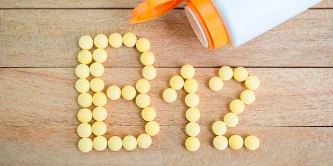 Vitamina B12 y Veganos