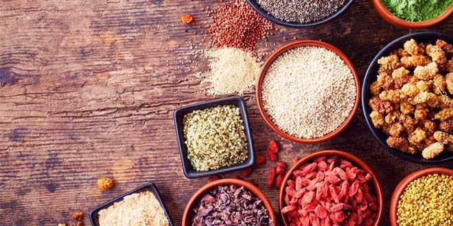 Los 9 Alimentos más Sanos