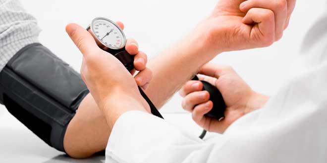 Hipertension por Niveles Altos de Tensión