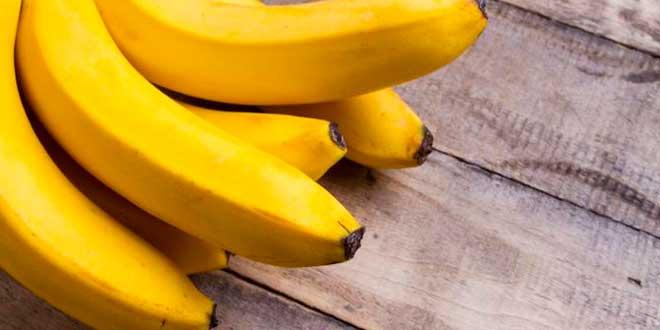 Plátano y Potasio