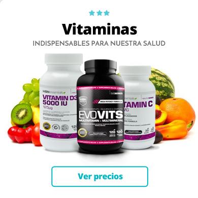 Suplementos y Vitaminas Contra el Cansancio