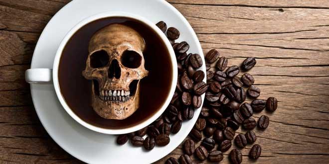 La cafeína es segura