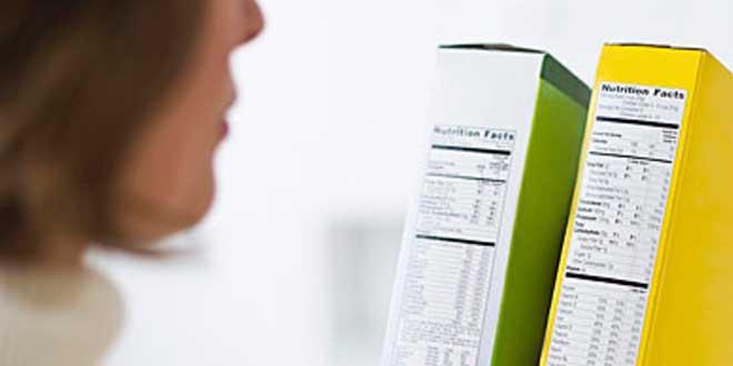 Etiquetado Productos