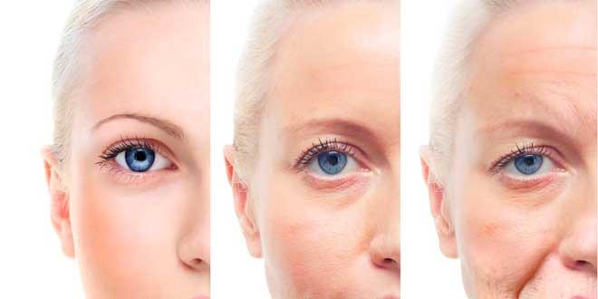 Vitaminas para rejuvenecer la piel