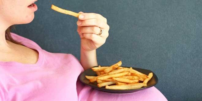 Alimentos que no deben comer las embazaradas