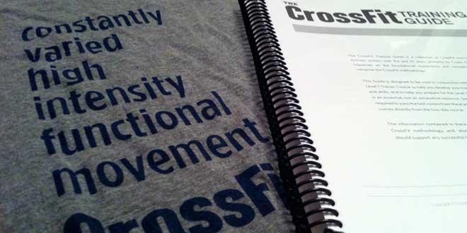 Cursos y Certificados de CrossFit