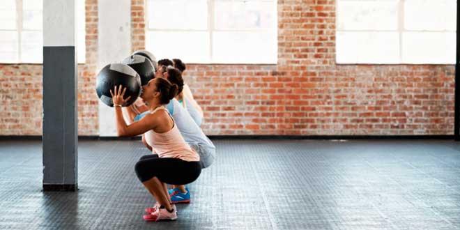 Rutina para Chicas: BPT Woman. Semana 33