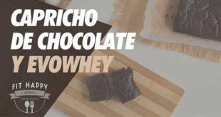 Capricho de Chocolate Proteico