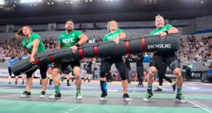 Reebok CrossFit Invitational 2017 Resumen