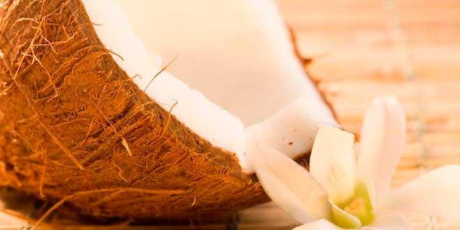 Aceite de coco a fondo