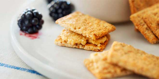 Crackers Anacardo