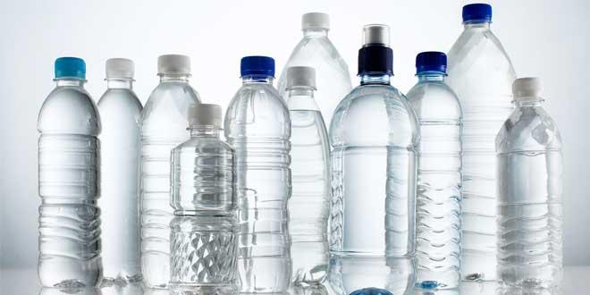 Riesgos de beber y comer en envases plásticos