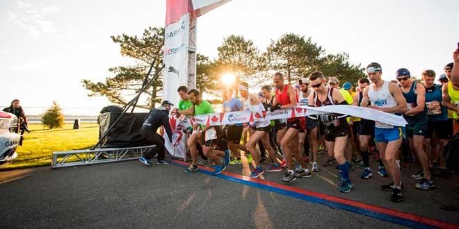 Carbohidratos antes de la carrera