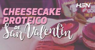 San Valentin Cheesecake