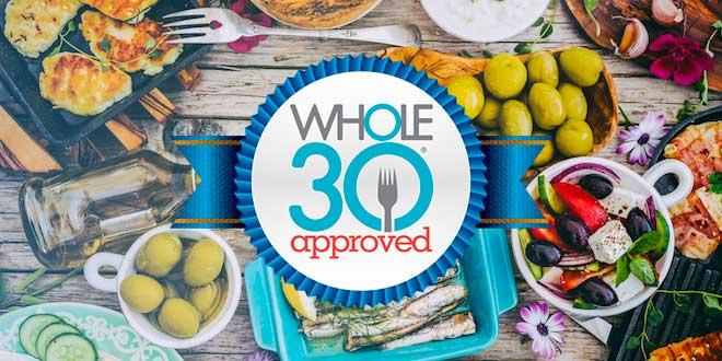 Alimentos Whole30
