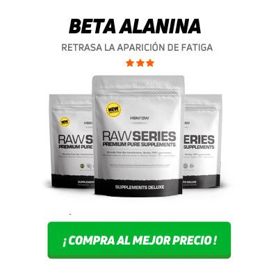 La beta-alanina, un suplemento en auge