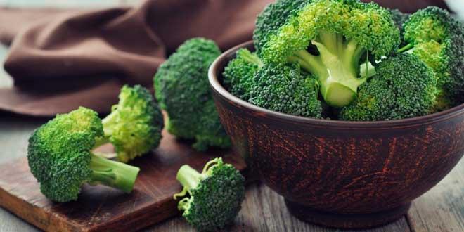 Brocoli Vitamina C