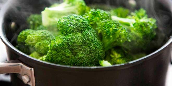 Cocinar Brócoli