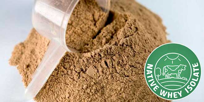 Native Whey o Proteína de Suero Nativa: Qué es, Para que Sirve, Beneficios