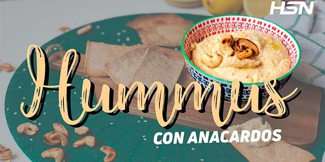 Hummus con Anacardos