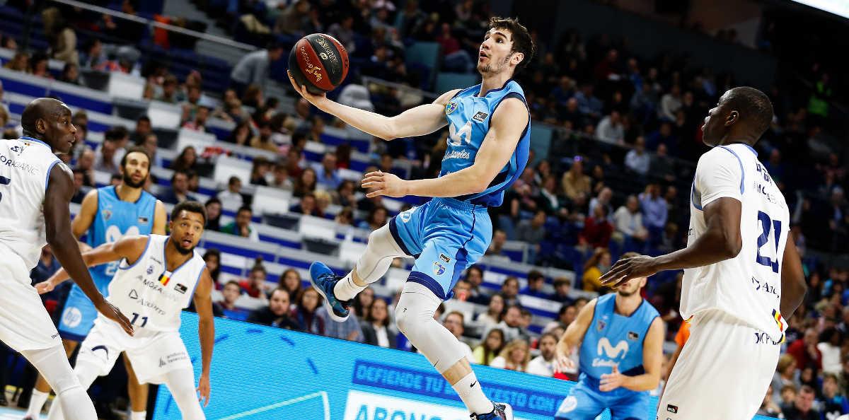 Baloncesto HSN Movistar Estudiantes