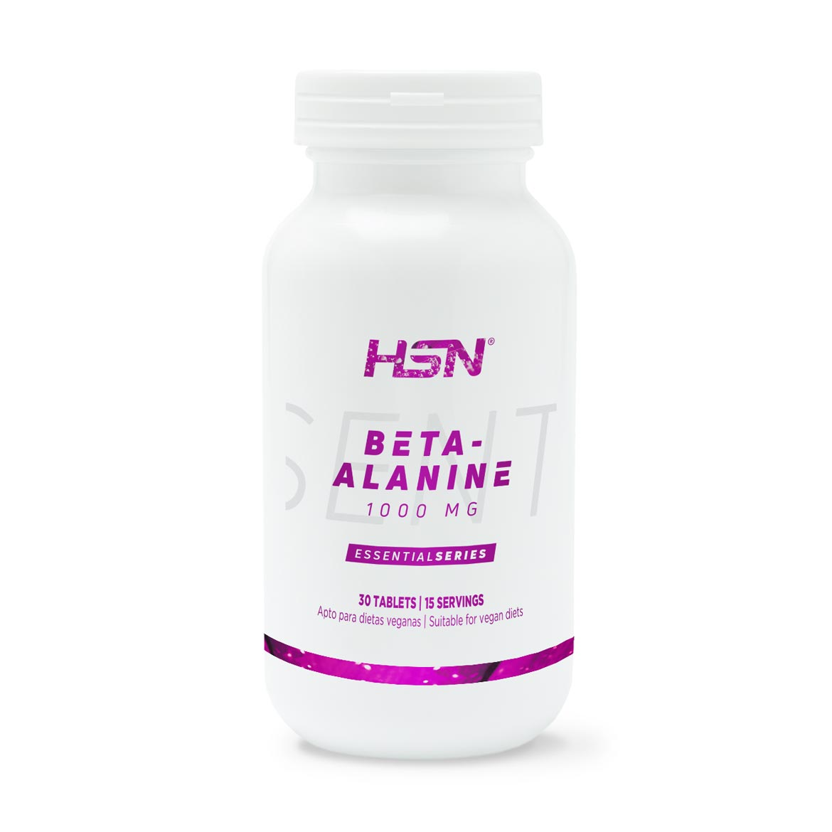 BÊTA-ALANINE 1000mg - 30 comps