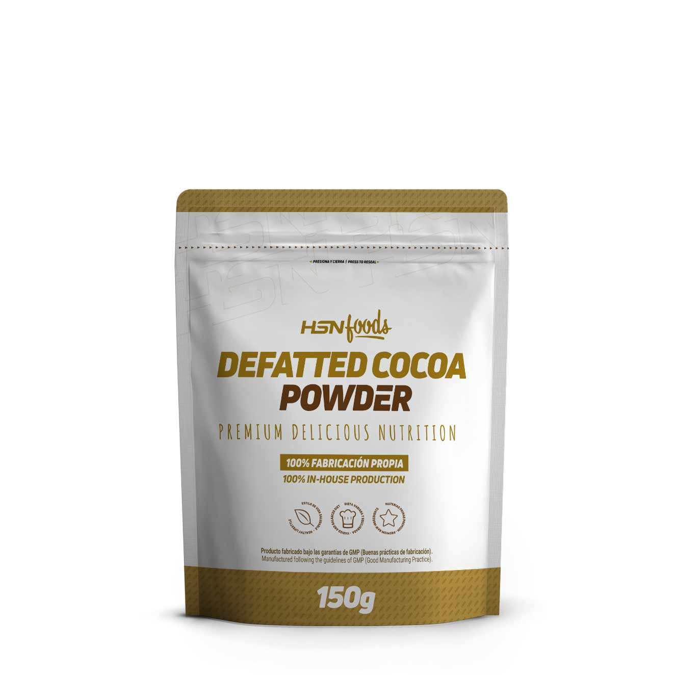DEFATTED COCOA POWDER 150g