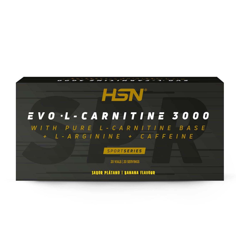 EVO L-CARNITINA 3000 - 20 viales
