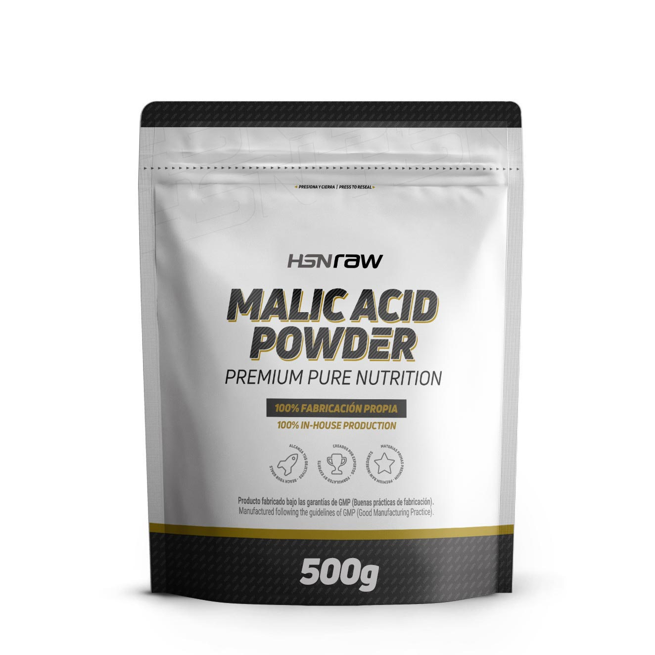 MALIC ACID POWDER - 500g
