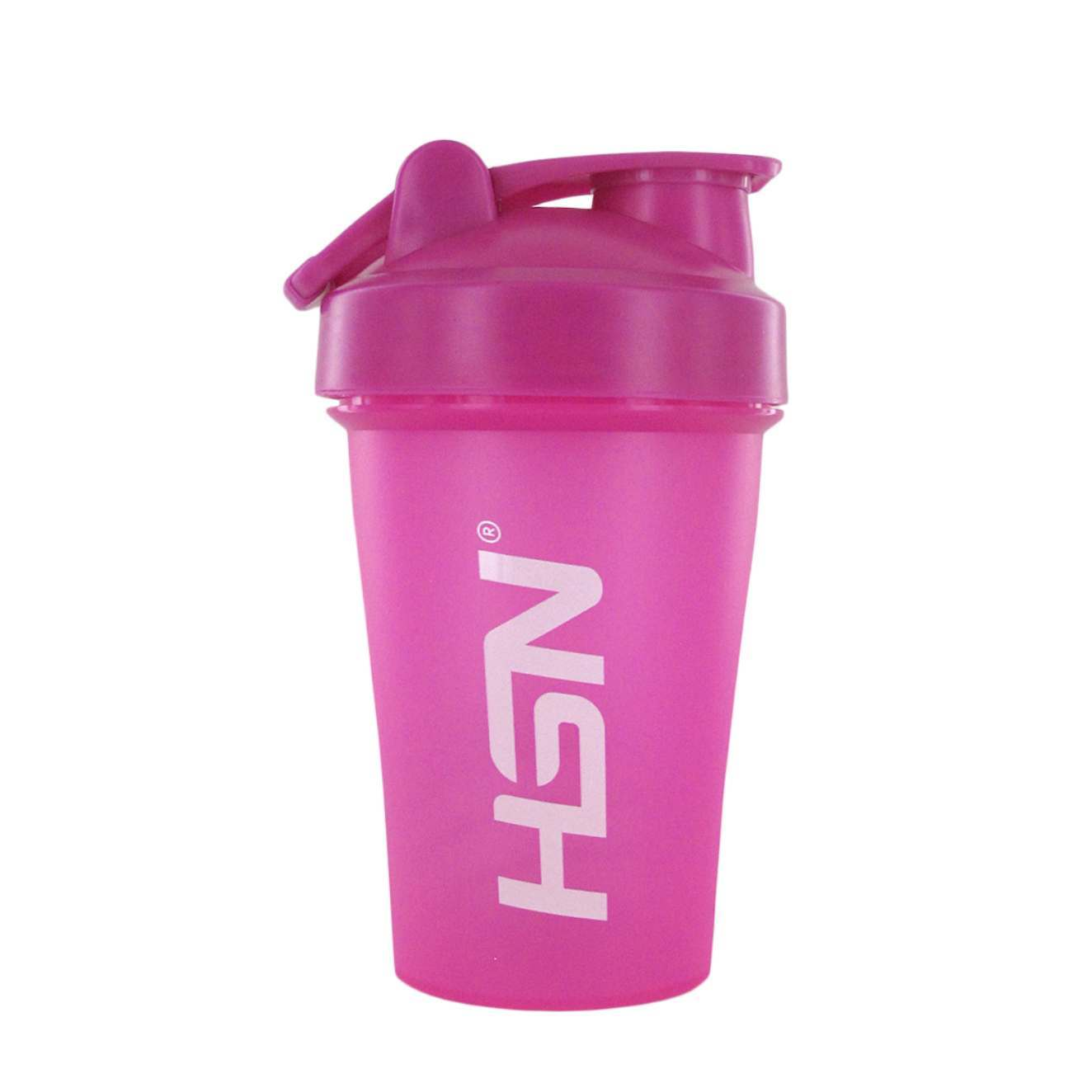SHAKER MINI HSN 400ml ROSA FUCSIA