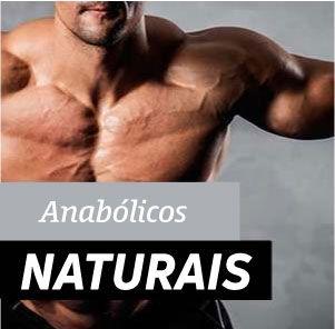 Anabólicos Naturais Benefícios e Propriedades