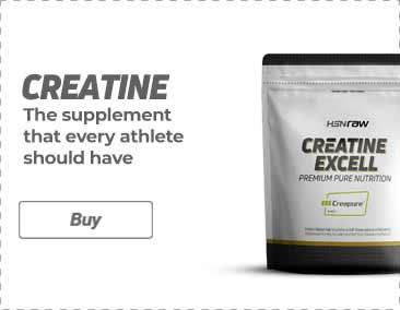 Buy HSNraw Creapure Creatine