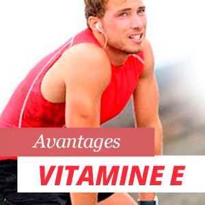 Vitamine E Avantages et Propriétés